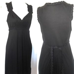 Juicy couture black small sundress